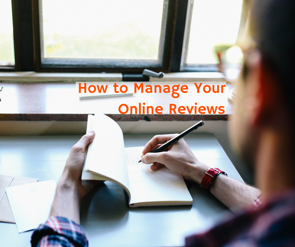 How to Manage Your Online Reviews
