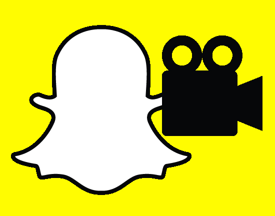 Snapchat Live Stream, Video Broadcasts, ghost logo