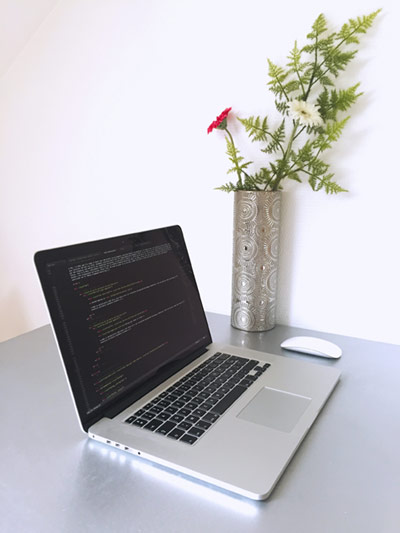 WCAG 2.0 Web Development Service, Laptop Programming and Flowers