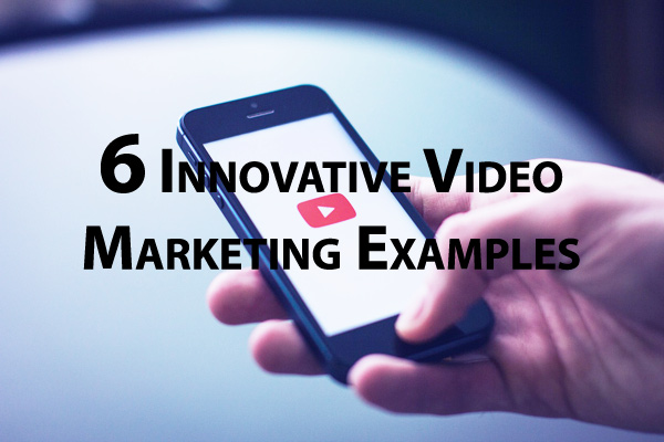 6 Innovative Video Marketing Examples, smartphone YouTube app