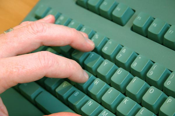 How to Set Up Email Automation Correctly, Keyboard Typing