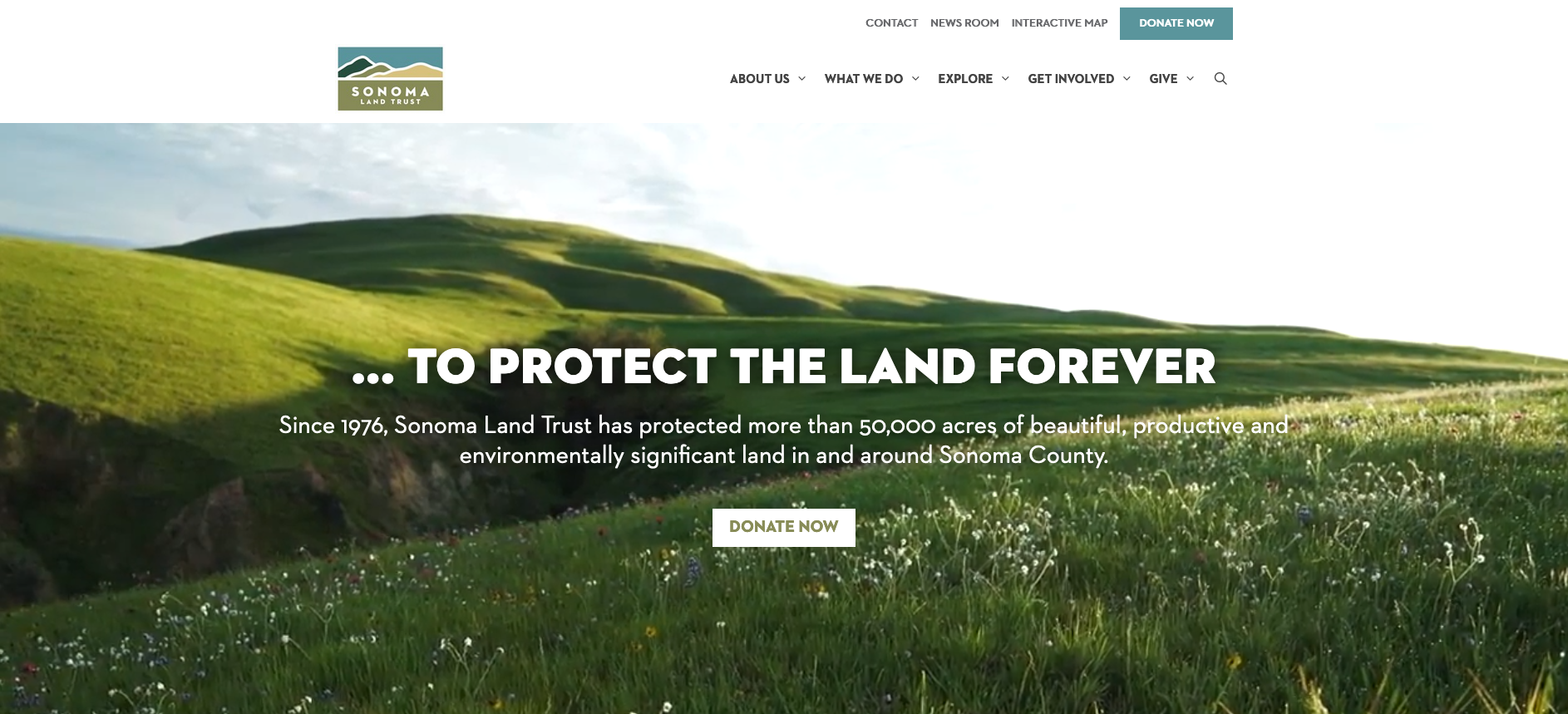 Sonoma Land Trust Home Page