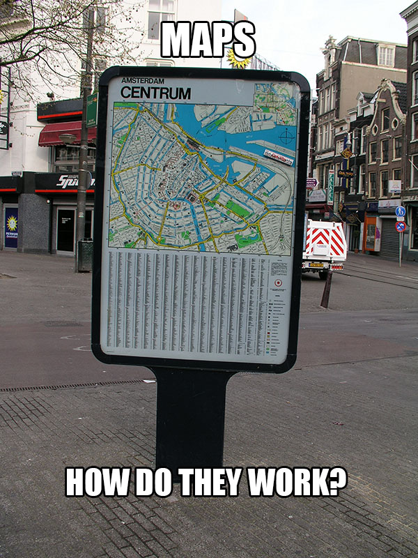 how to maps work?